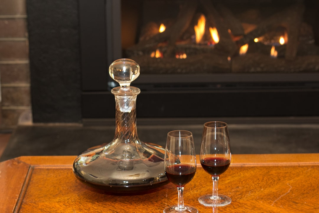 Relax by the fire Barossa