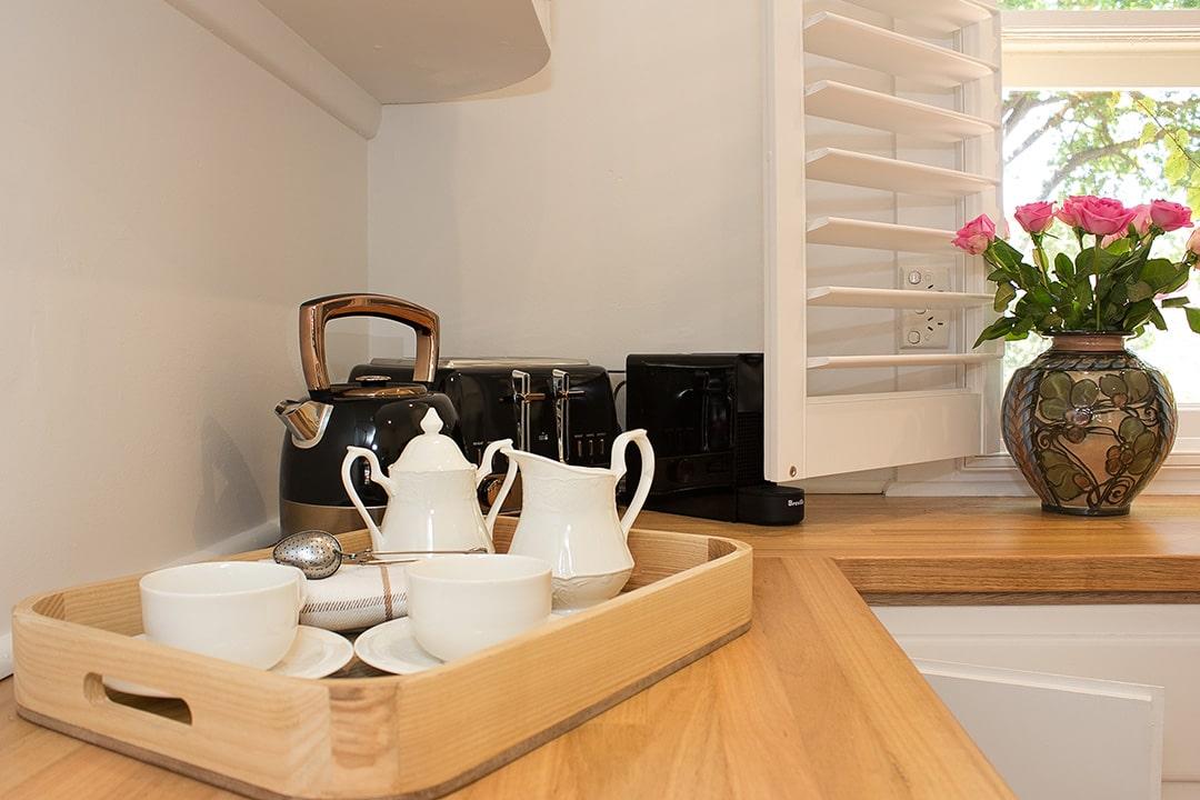 Wilsford House tea set